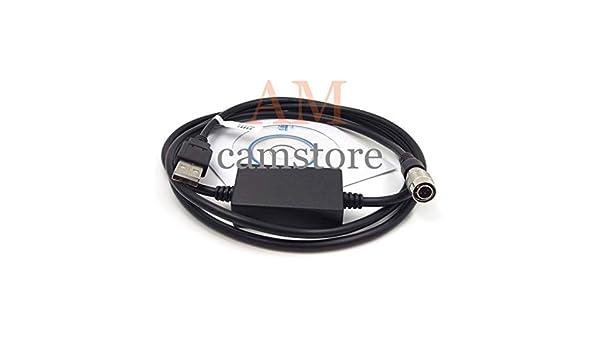 win7 NPL-332 Brand new USB Télécharger Câble De Données pour Nikon TOTAL stations DTM-322