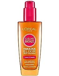 L'Oréal Sublime Self-Tanning Elixir, 100 ml