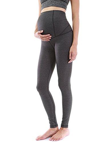 PattyBoutik Mama Mujer Que Forma la Serie Maternidad Pantalones de Yog