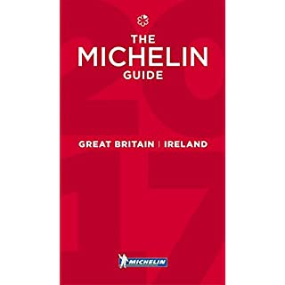 MICHELIN Great Britain & Ireland 2017: Hotels & Restaurants (MICHELIN Hotelführer)