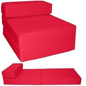 gilda g stebett zum aufklappen einzelbett dient zusammengeklappt als sessel matratze wasser. Black Bedroom Furniture Sets. Home Design Ideas