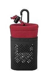 Olympus Universal Tough Kamertasche (geeignet für alle Olympus TG Modelle) rot