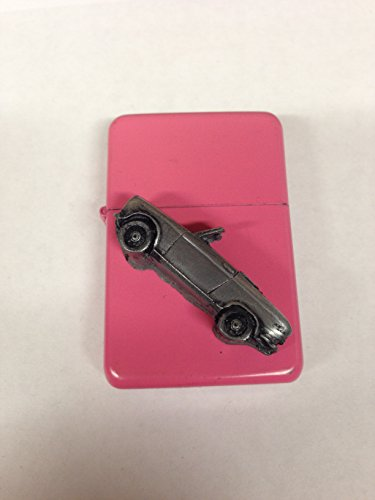 peugeot-204-cabrio-ref178-3d-flip-top-petrol-lighter-windproof-pink-refillable