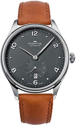 Fortis Terrestris Hedonist 901.20.11.L.08 Automatic Mens Watch Classic & Simple