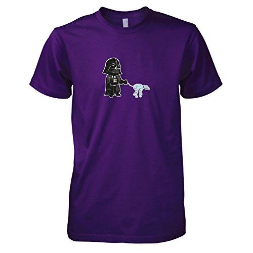 TEXLAB - Vader Walk - Herren T-Shirt, Größe XXL, ()