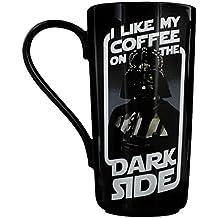 Star Wars Darth Vader I Like My Coffee On The Dark Side Latte Mug Cup Gift Tall