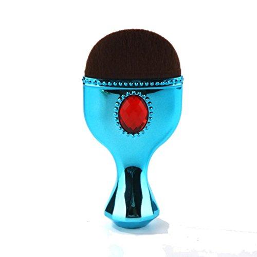 Cinnamou multifonctionnel Brosse de Maquillage Anti-cernes Fard à paupières Brosse de brosse Outil de maquillage