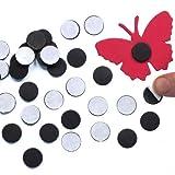 Baker Ross Selbstklebende Mini-Magnete - zum Basteln für Kinder - toll als Dekoration und ein Muss im Bastelbedarf - 150 Stück