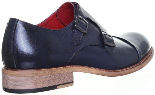 Justin Reece  Ricardo, Chaussures de ville à lacets pour homme Bleu - Bleu marine