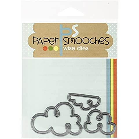 Carta Smooches nuvole Die-ricci