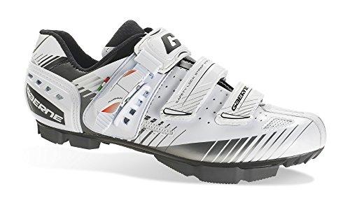 Soul Rebel Cyclisme - GA Gaerne–Zapatos de ciclismo–3479–004g-rappa White, Blanco (blanco), 48