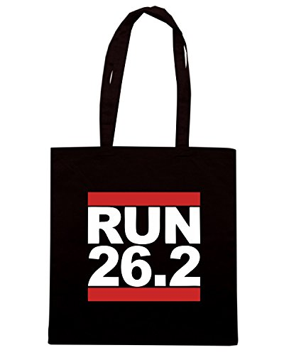 T-Shirtshock - Borsa Shopping OLDENG00632 run 262 Nero