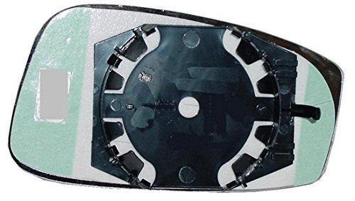 0097 VETRO SPECCHIO DX Fiat IDEA 2003/11 @ Lancia MUSA 2004/02 - 02 Specchio