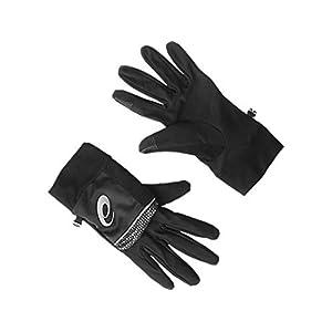 ASICS PFM Mittens Performance Black 2017 Laufsport Handschuhe