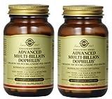 Solgar Advanced Multi-Billion Dophilus Vegetable Capsules - Pack of 60 (120) from Solgar
