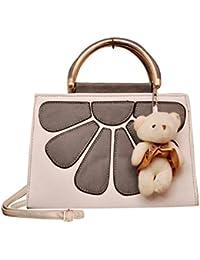 Amit Bags Beautiful PU Handbag For Girls /women's - B078BB7F7Y