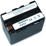 Batterie pour NP-FS33 Sony Li-Ion