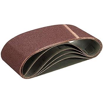 Multi-Colour Triton TPTA12722139 75 x 457 mm 150 Grit Sanding Belt Pack of 5