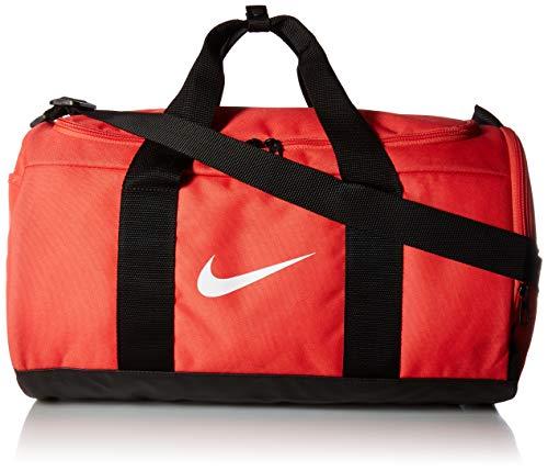 Nike Damen W NK Team Duffle Klassische Sporttaschen, Ember Glow/Black/White, One Size