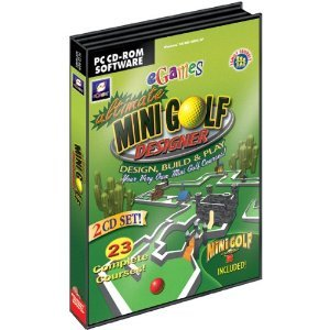 Preisvergleich Produktbild Ultimate Mini Golf Designer [UK Import]
