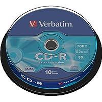 Verbatim 52X Cd-R 10'lu Paket