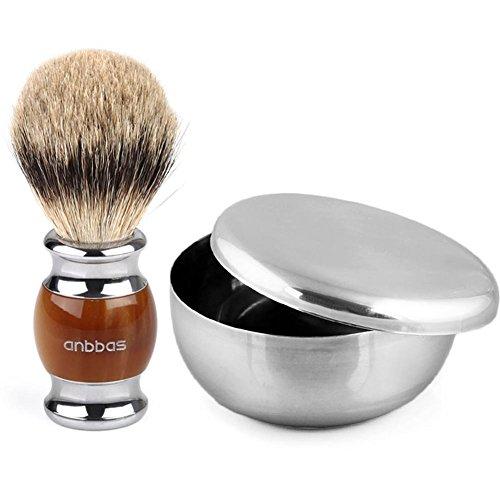 anbbas-super-badger-brush-and-shaving-bowl-stainless-steel-2-in-1-shaving-set-gift-for-men