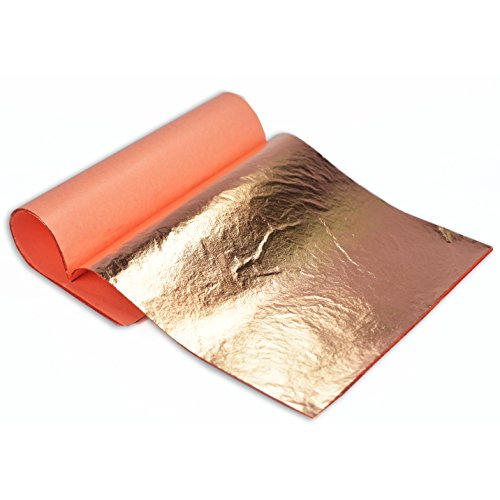 genuine-copper-leaf-25-sheets-14x14cm-booklet