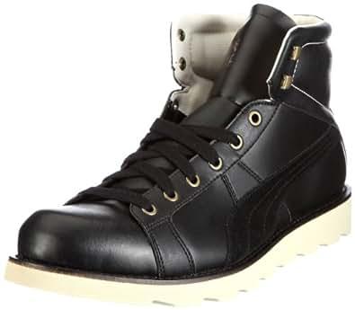 Puma ARCHIVE BOOT WTR 352454, Herren, Sneaker, Schwarz (black-antique white 01), EU 40.5 (UK 7) (US 8)