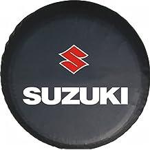 Altopcar Cubierta universal de repuesto para neumáticos de 16 pulgadas para Suzuki Grand Vitara XL-