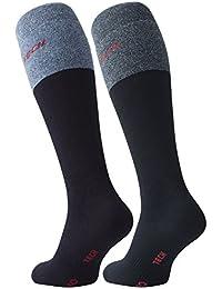 """4 paires de chaussettes / mi bas, super chaud, """"THERMO TECH"""" de VCA®"""