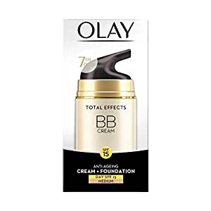 Olay Day Cream Total Effects 7 in 1 BB Cream SPF 15, 50g