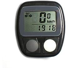 E9Q bicicleta portátil bicicleta ciclo velocímetro Digital odómetro para deportes al aire libre