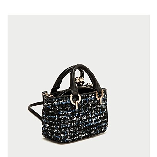 LiZhen autunno e inverno Nuovo Prodotto nuovo femmina 3 usare il mini borsa Messenger wild singoli elegante borsa a tracolla pacchetto di colore immagine Il colore dell'immagine