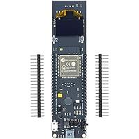 ESP32 0.96 Pulgadas OLED Display WiFi inalámbrico Bluetooth 18650 Junta de Desarrollo de Escudo de batería CP2102 Módulo para Arduino