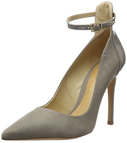 Schutz Damen Lady Pumps, Grau (Mouse), 41 EU