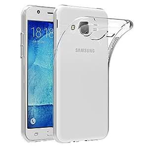 AICEK Coque Samsung Galaxy J5 2015, Etui Silicone Gel Samsung Galaxy J5 2015 (J500FN) Housse