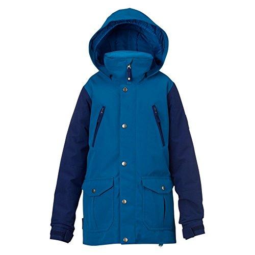 Burton Mädchen Ava Trench Jacket Snowboardjacke, Athens/ Spellbound, XL