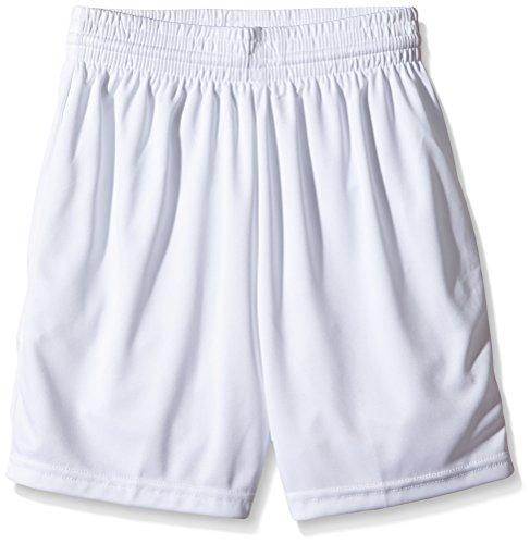 Jako Kinder Shorts Sporthose Palermo ohne Logo ohne Innenslip Weiß, 2 -