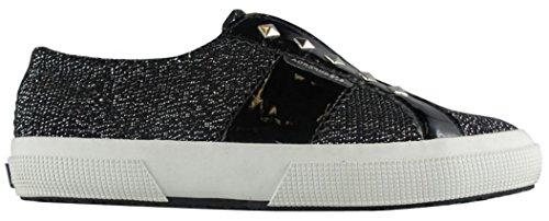 Superga , Chaussures de fitness pour femme Noir