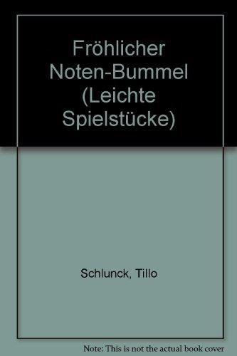 Fröhlicher Noten-Bummel: Leichte Spielstücke. Akkordeon mit 2. Stimme ad lib.. (Surfactant Science)