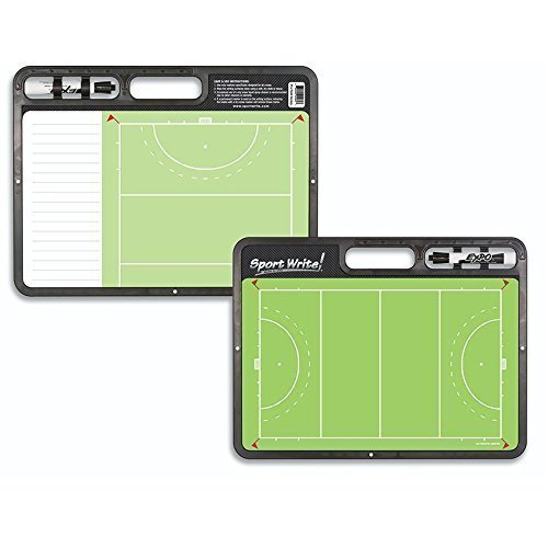 Sport Write Doppelt Surface Team Strategy Ausrüstung Field Hockey Caching Board