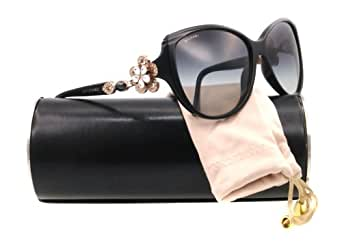 New Bvlgari BV 8097B 501/8GD Black Men Women Plastic Sunglasses