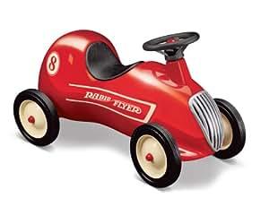 Radio Flyer Little Roadster (Red)