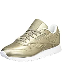 06cfea02a Amazon.co.uk  Gold - Trainers   Women s Shoes  Shoes   Bags
