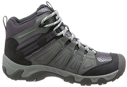 Appassionato Damen Oakridge Mid Wp Trekking- & Wanderstiefel Grau (grigio / Squalo)