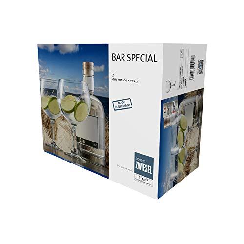 Schott Zwiesel Gin Tonic 8512 Bar Special Gläser 2 Stück Schott Zwiesel Tritan-bar