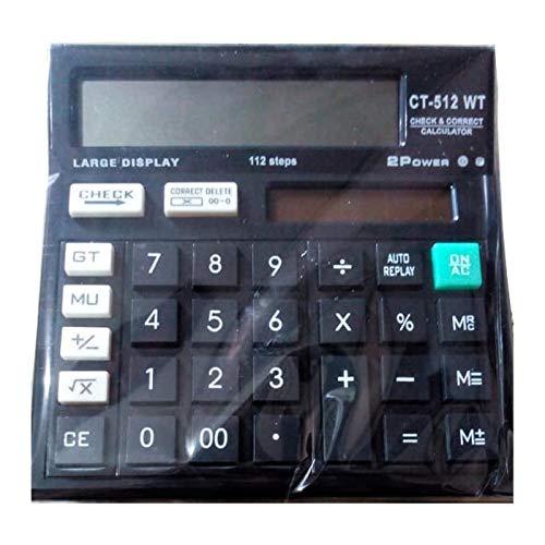 citizen CT-512 Calculator (Black)