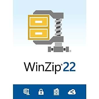 WinZip 22 File Compression & Decompression [PC Download]