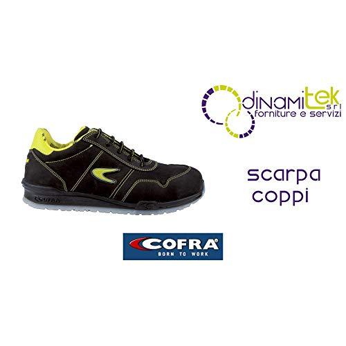 Scarpa antinfortunistica da lavoro Cofra Mod Running COPPI S3 SRC TAGLIA 41