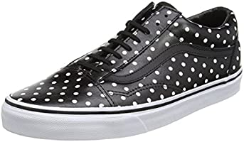 Vans Old Skool, Unisex Adults' Low-Top Sneakers, Black, 7.5 UK